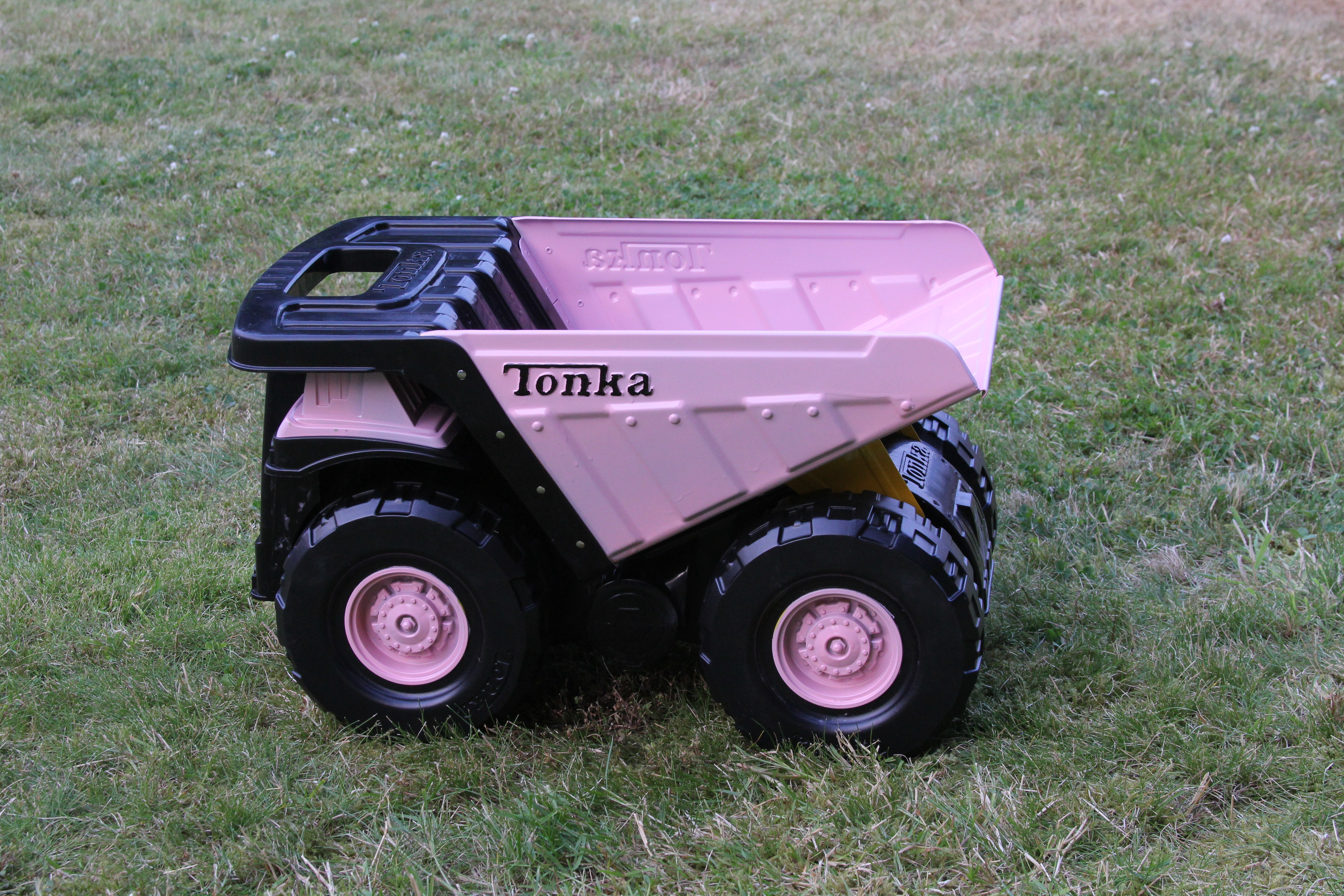 Large Pink Tonka Truck Related Keywords Suggestions Large Pink